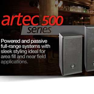 DAS Artec Speakers