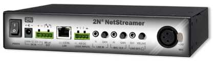 2N - Net Streamer Analogue Audio to IP Audio