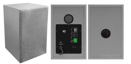 IP Classroom Wallmount Speakers (active, pr)