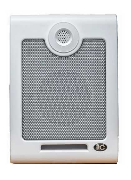 Wall mount classroom speaker (7700 series, PoE 10W)