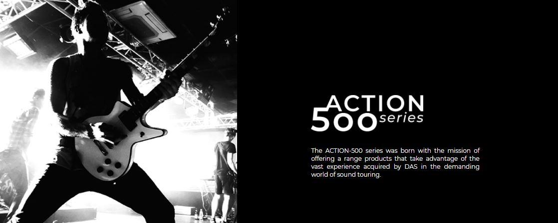 DAS Action Speaker System